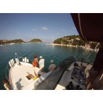 PRIVATE CRUISES CORFU, Motor Yacht ''PERSA'' & SEA ACTIVITIES.Частные круизы на Корфу